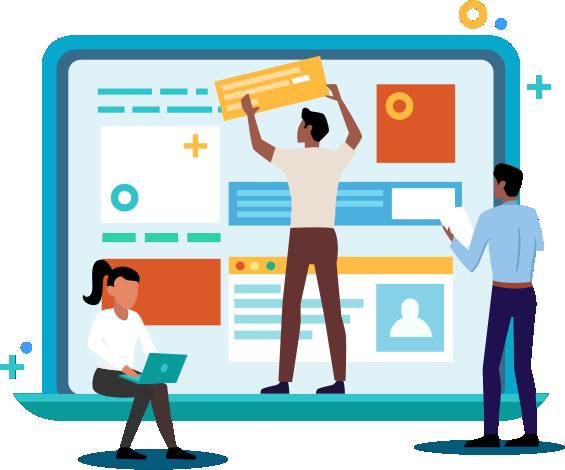 Zerones Technology Web Design and Development Info Graphics